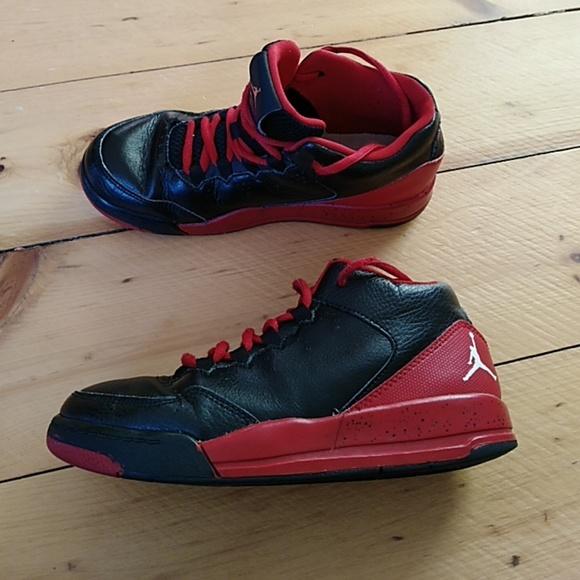 Boys Air Jordan Flight Sneakers